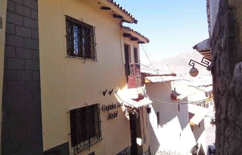 Orquidea Real Hostal - Hotel - 4