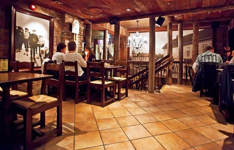 Clarion Collection Hotel Grand, Gjovik - Restaurant - 3