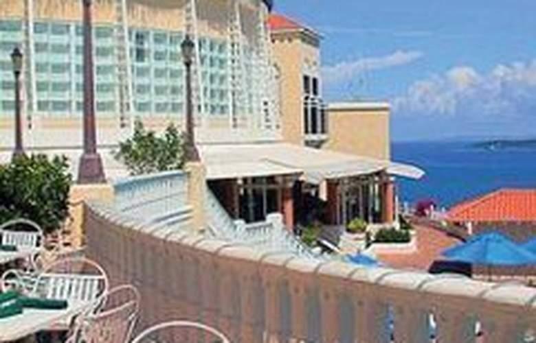 El Conquistador - Waldorf Astoria Resort - Terrace - 8