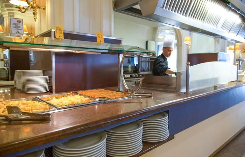 H TOP Amaika - Restaurant - 18