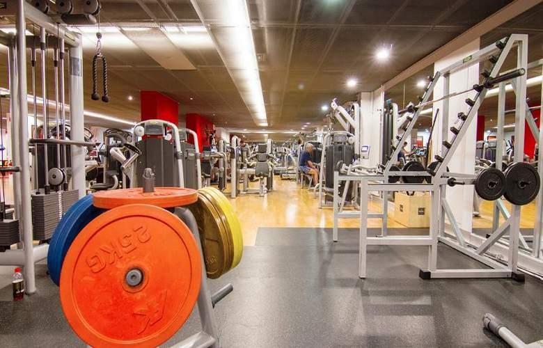Starling Geneva Hotel & Conf Center - Sport - 21