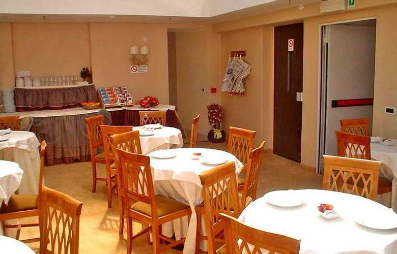 Hotel Farnesina - Restaurant - 3