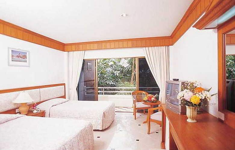 Patong Pearl Resortel Phuket - Room - 0