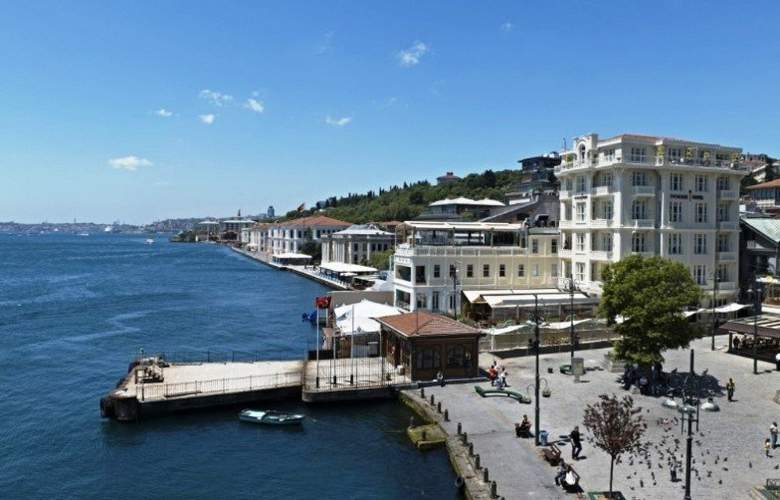 THE HOUSE HOTEL BOSPHORUS - Hotel - 7