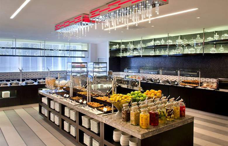 Marriott Marquis Times Square - Restaurant - 5