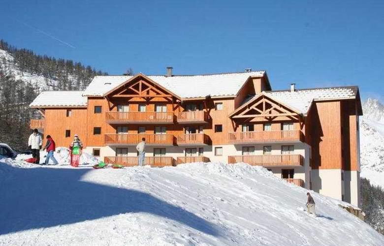 Les Gentianes Puy Saint Vincent - Hotel - 0
