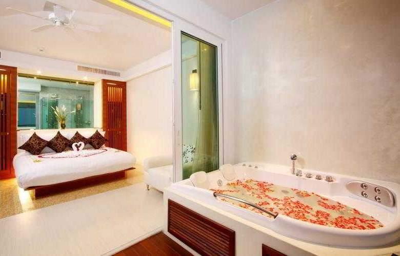 KC Resort and Over Water Villa's - Room - 7