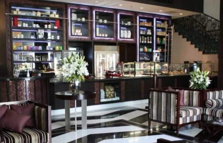 Merweb Hotel Al Sadd - Bar - 9