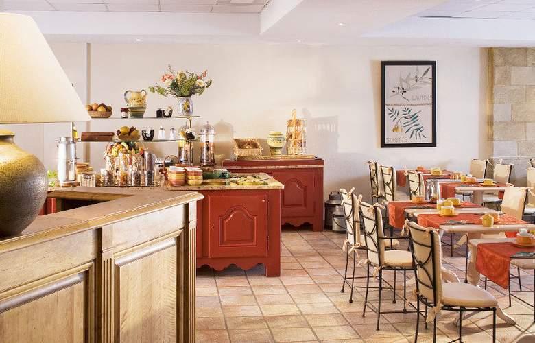 Avignon Grand Hotel - Restaurant - 10