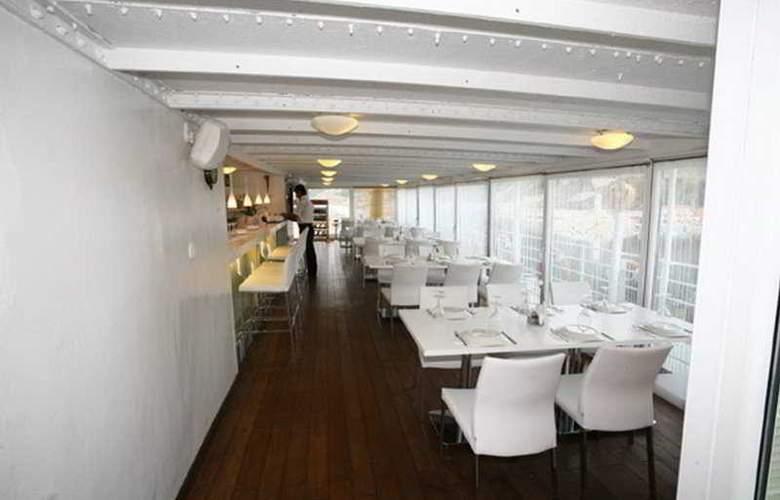 Otantik Gemi Otel - Restaurant - 7