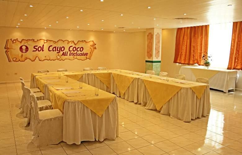 Sol Cayo Coco All Inclusive - Conference - 5