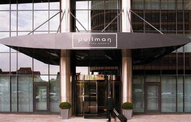 Pullman Brussels Centre Midi - Hotel - 2