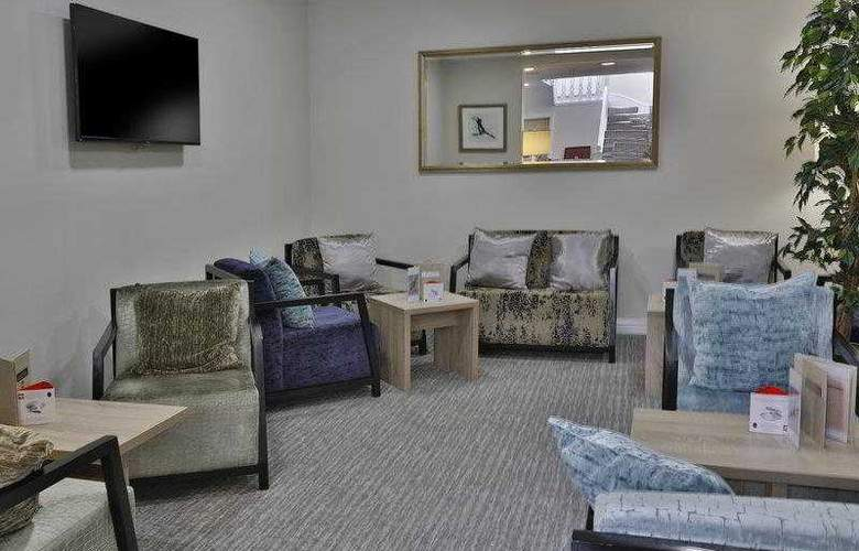 Best Western Linton Lodge Oxford - Hotel - 43