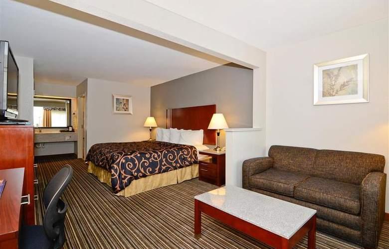 Best Western Executive Inn - Room - 58