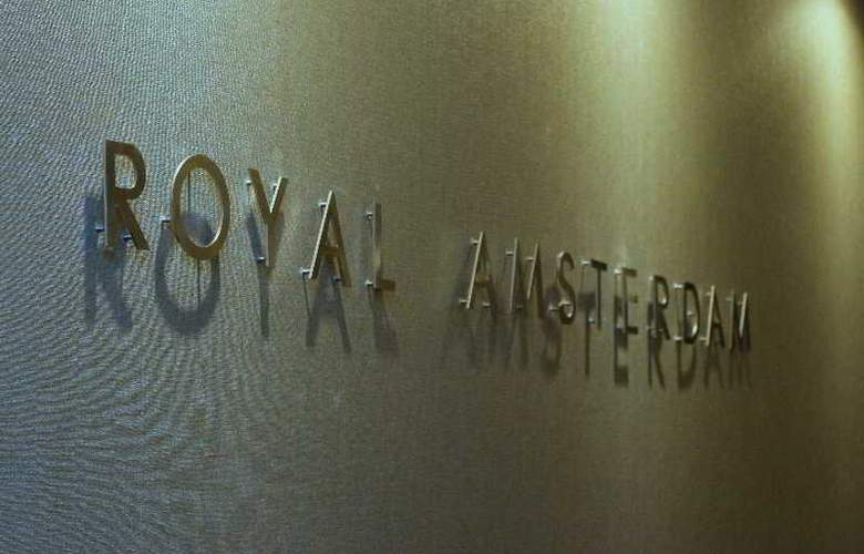Royal Amsterdam Hotel - Hotel - 0