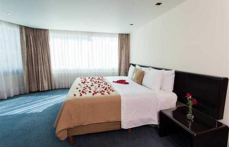 Best Western Plus Gran Morelia - Hotel - 90