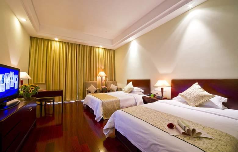 Ramada Plaza Sino-Bay - Room - 3