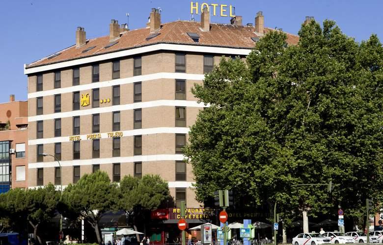 Puerta de Toledo - Hotel - 0