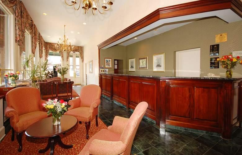 Best Western Plus Seaport Inn Downtown - General - 1