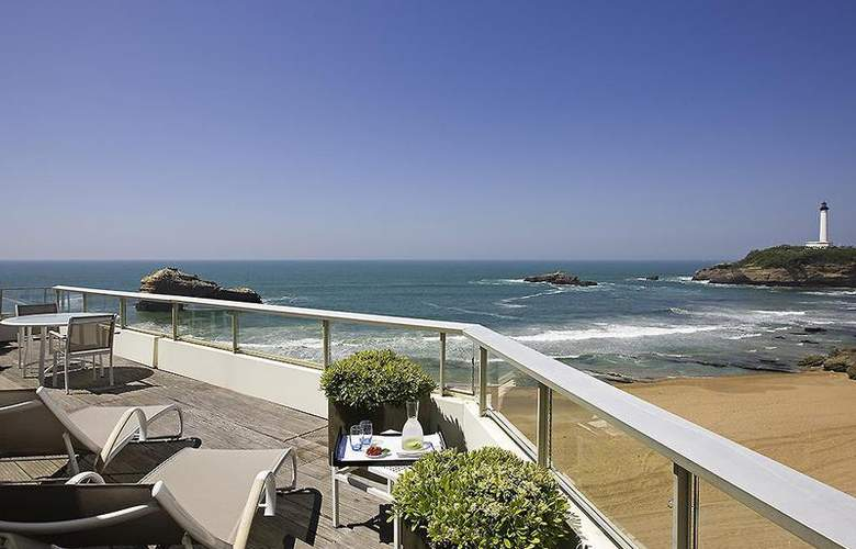 Sofitel Biarritz le Miramar Thalassa Sea & Spa - Room - 53