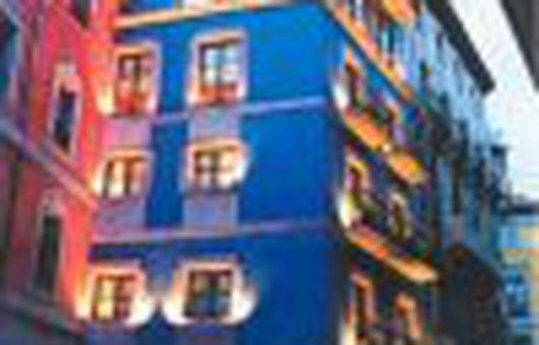 Apartamentos Casa Azul - Building - 0