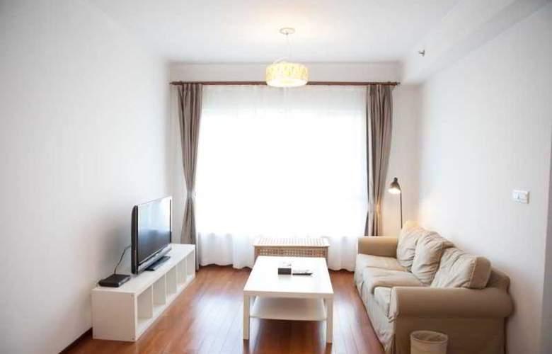 Yopark Serviced Apartment-Hui Ning Garden - Room - 7