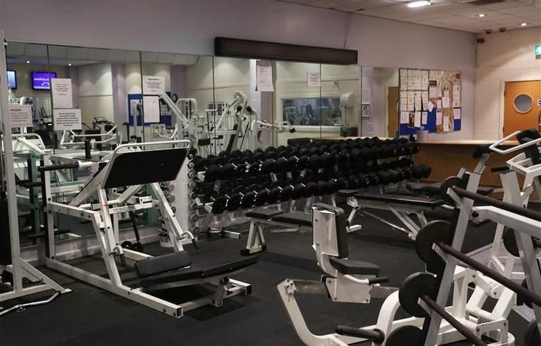 Best Western Park Hall - Sport - 259