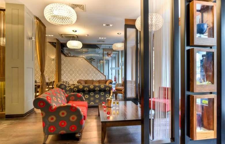 Best Western Maitrise - Hotel - 42