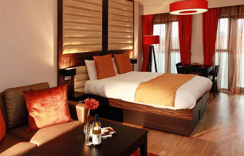 Best Western Maitrise Suites - Room - 56