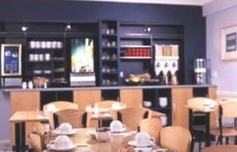 Comfort Inn St.Pancras Kings Cross - Restaurant - 4