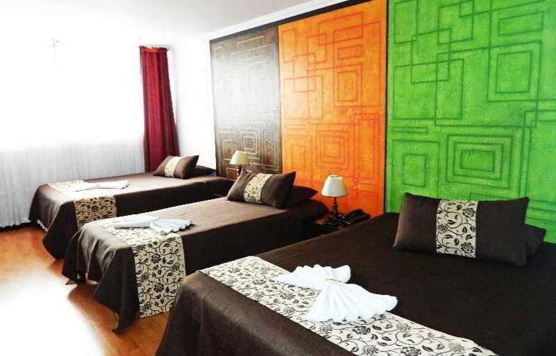 Hotel Esmeralda Real Bogota - Room - 2