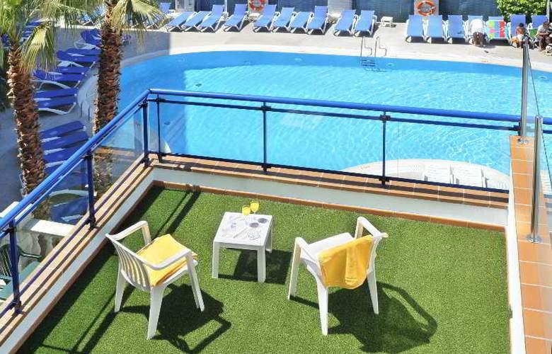 GHT Costa Brava Tossa - Terrace - 7