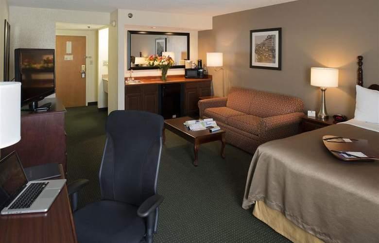 Best Western Cedar Bluff - Room - 53
