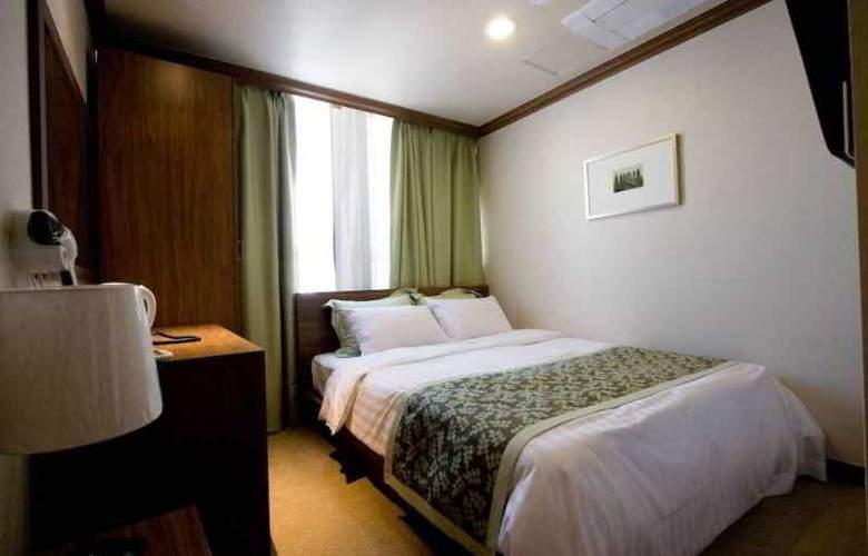 J Hill Hotel Myeongdong - Room - 9