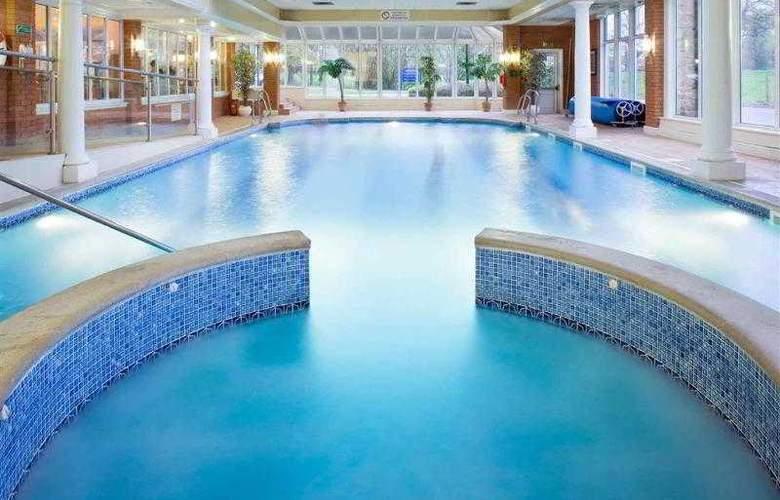 Dunkenhalgh Hotel & Spa Blackburn - Hotel - 11