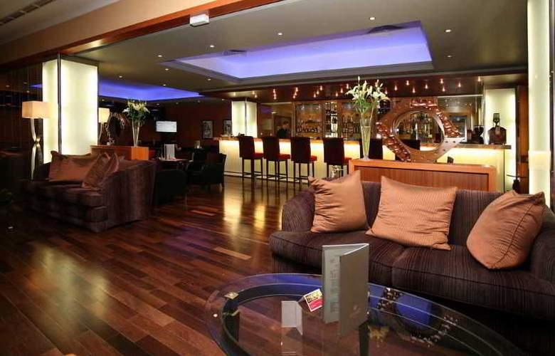 The Aquincum Hotel Budapest - Bar - 12