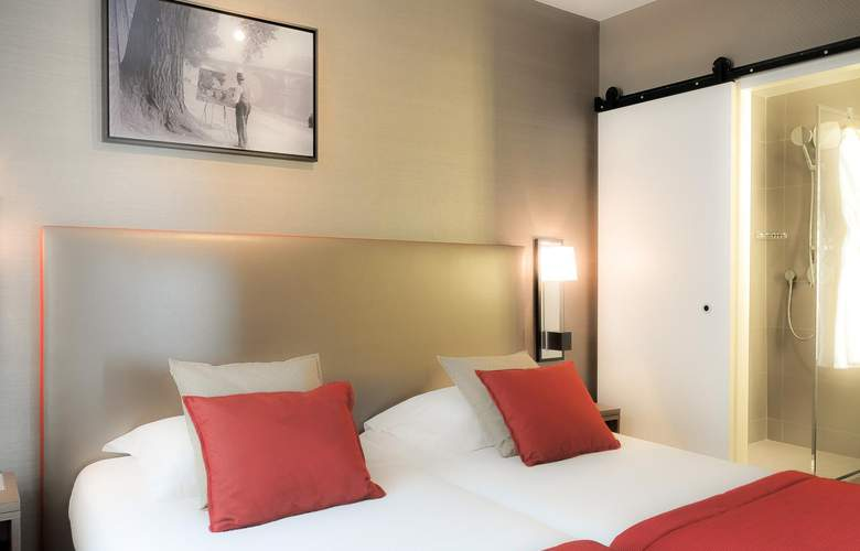 Marais Bastille - Room - 5