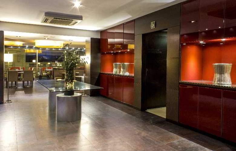 Zenit Barcelona - Restaurant - 24