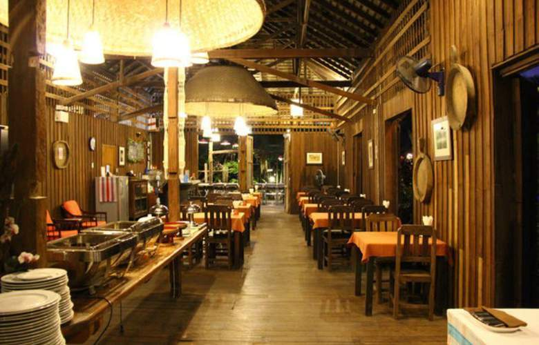 Eco Resort Chiang Mai Hotel - Restaurant - 8