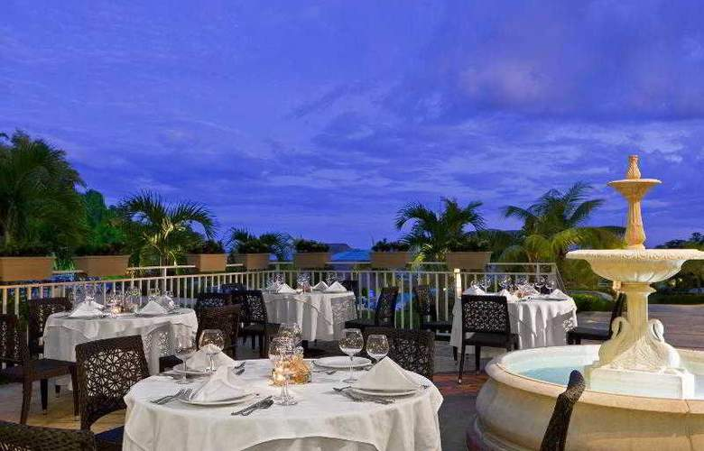 Sheraton Bijao Beach Resort - Restaurant - 6