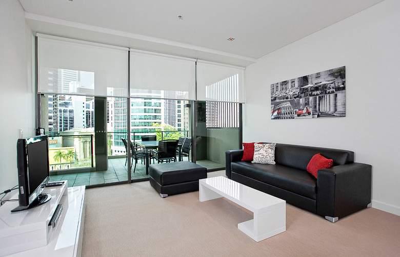 Quattro On Astor Apartments - Room - 4