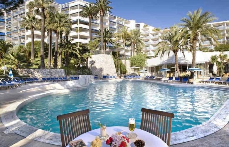 Novotel Cannes Montfleury - Restaurant - 57