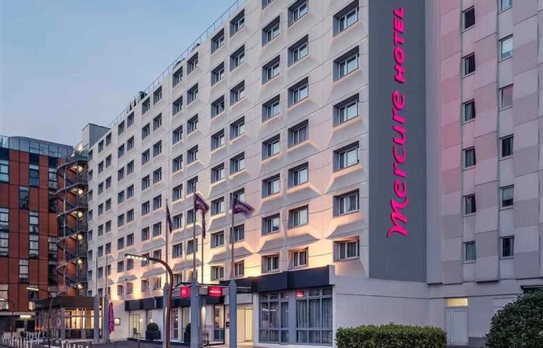 Mercure Paris Porte d'Orléans - Hotel - 23