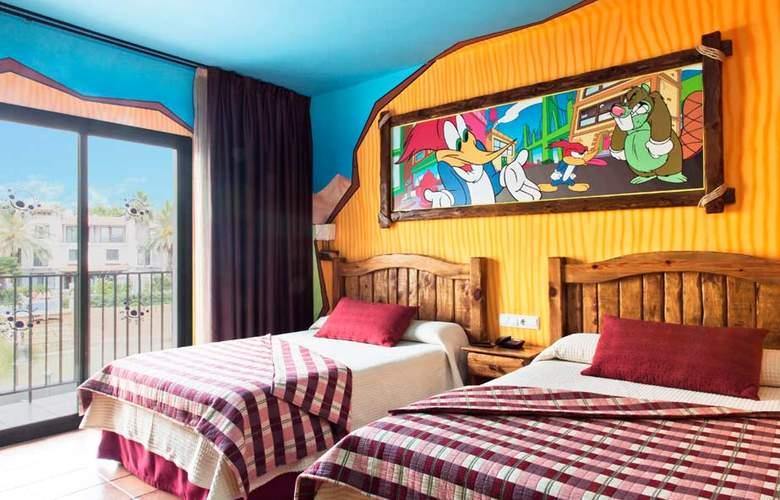 Que es el hotel roulette de port aventura
