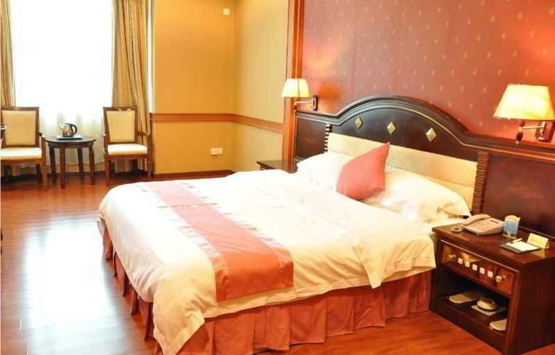 Pan Shan Hotel - Room - 5