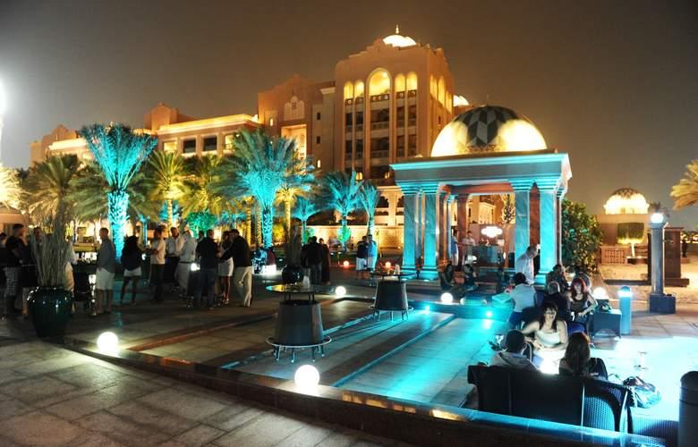 Emirates Palace - Terrace - 8