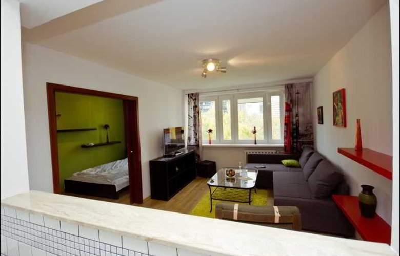 P&O Apartments Emilii Plater - Hotel - 7