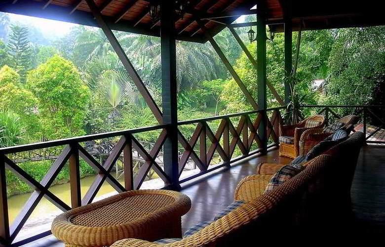 Sepilok Nature Resort Sdn Bhd - Terrace - 6