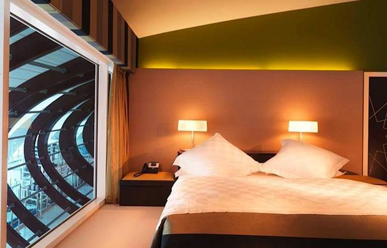Dubai International Airpot - Terminal hotel - Room - 15