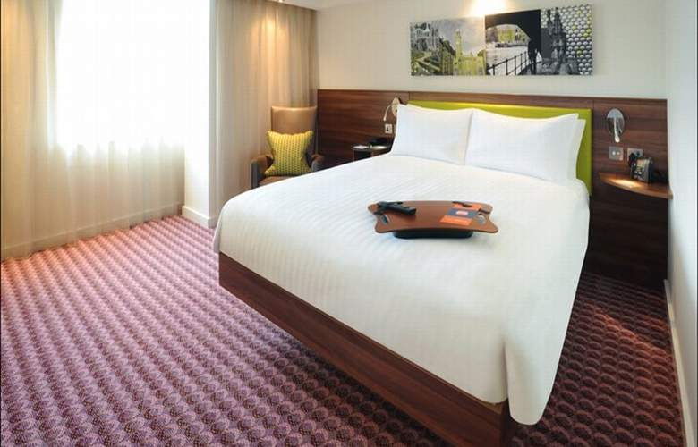 Hampton by Hilton Birmingham Broad Street - Room - 7